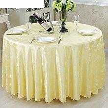Runde tischdecke,hochzeit/restaurant/restaurant tischdecken/hotel runden tischdecke.einfache moderne familie tischtuch.mehrere farben.-A Durchmesser160cm(63inch)