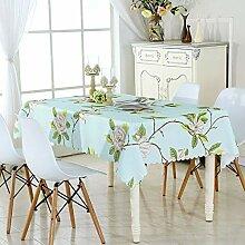 Runde Tischdecke, Rechteckiges Tisch-tisch-plaid,