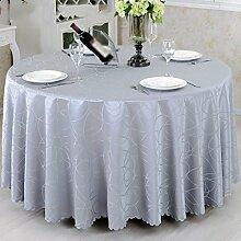 Runde Tischtücher, Tuch Tischdecke aus Holz, Konferenztischdecken, Couchtisch Tuch, Mode Tischtücher , #3 , 140*140cm