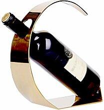 Runde Weinregale Für Flaschen Perfekte Bar,