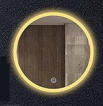 Runder LED Beleuchten Badezimmerspiegel,