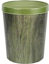 Runder Mülleimer für den Haushalt, Komposteimer