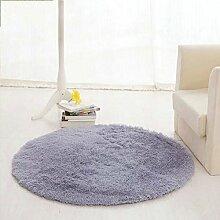 Runder teppich schlafzimmer hängenden korb teppich zimmer teppich-B Durchmesser160cm(63inch)