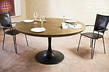 Runder Tisch Liverpool vintage