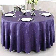 Runder Tisch Tischdecke/Stoff-tischdecke/Die Tischdecke Für Tagungsraum/Runde Tischdecke/Hotel Tischdecke-D Durchmesser200cm(79inch)