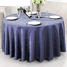 Runder Tisch Tischdecke/Stoff-tischdecke/Die Tischdecke Für Tagungsraum/Runde Tischdecke/Hotel Tischdecke-B Durchmesser240cm(94inch)