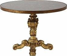Rundet barocker Tisch, 1900er