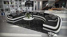 Rundsofa Lounge Tissera