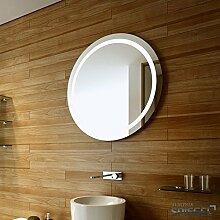 Rundspiegel LED beleuchteter Badspiegel