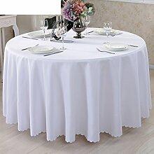 Rundtischdecken/West im europäischen Stil Garten Tapeten/ Hotel Tischdecke/Tischdecke decke/Tischdecken-J 140x140cm(55x55inch)