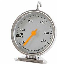 Runfon Edelstahl Ofen Überwachung Thermometer