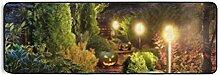 Runner Rug Illuminated Home Garden Path Patio