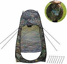 runnerequipment Faltbare Camouflage Camping Dusche
