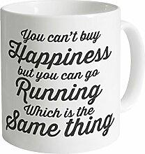 Running Happiness Tasse