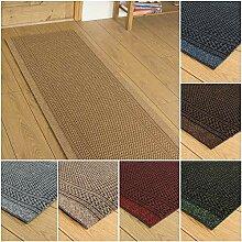 runrug® - Aztec - Teppichläufer für Flure -