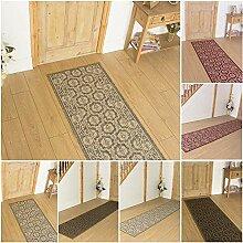 runrug® - Bloom - Teppichläufer für Flure -