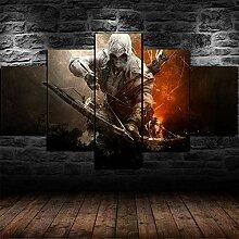 runtooer Bild auf Leinwand - Assassin Creed