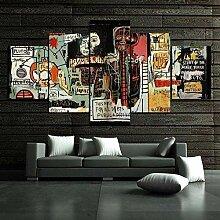 runtooer Bilder Modern Jean Michel Basquiat