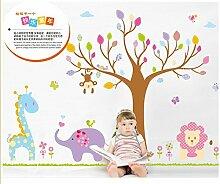 Rureng Cartoon's Big Tree Kinder Zimmer