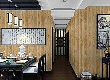 Rureng Holz Tapete Für Restaurant Coffee Shop