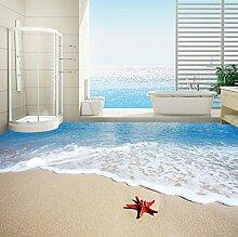 Rureng Moderne Einfache Meer Strand Starfish 3D