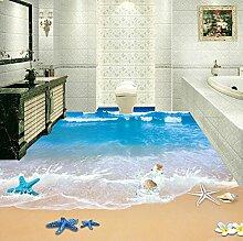 Rureng Moderne Strand Meerwasser Foto Wandbild