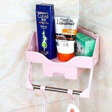RURY Multifunktionales Badezimmer-Regal mit