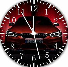 Rusch BMW E265 Wanduhr, 25,4 cm, schönes Geschenk