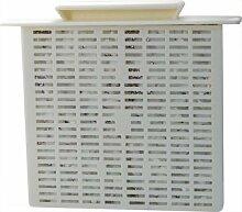 Rush Hampton 15566 Beige Bathroom Fan Replacement Filter by Rush Hampton