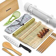 RushTechn Bambus Sushi Making Kit - Bambus Sushi