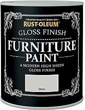 Rust-Oleum Glanz Finish Möbel Paint Taube 125ml