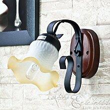 Rustic 5 Wandleuchte Rabalux 7086 Wandlampe Lampe