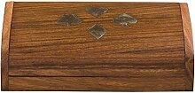 rusticity Vintage Holz Aufbewahrungsbox für