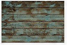 Rustikale alte Scheune Holz Willkommen Fußmatten