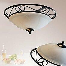 Rustikale Deckenlampe Deckenleuchte