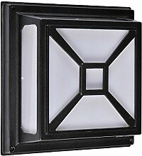 Rustikale Feuchtraumlampe für Wand oder Decke