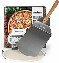 Rustler Pizzastein-/ Brotbackstein ø38 cm mit