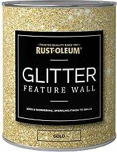Rustoleum Glitzer-Wandfarbe, 1Liter,