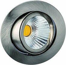 Rutec ALU57375WWD LED-Einbaustrahler 8W TALU 3000K