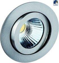 Rutec LED Einbaustrahler, 8W, 25°, 4000K, 350mA,