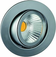 Rutec - LED-Einbaustrahler 8W TALU 2700K A+ 1LED