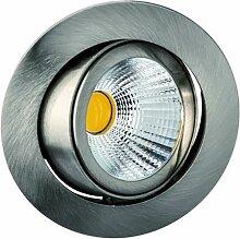 Rutec - LED-Einbaustrahler 8W TALU 3000K A+ 1LED
