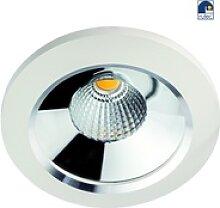 Rutec LED Einbaustrahler CALA Downlight, 36°,