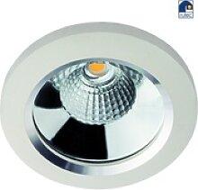 Rutec LED Einbaustrahler CALA Downlight, 36°, 6W,