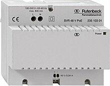 Rutenbeck 23510301–Netzteil SVR 48V DIN 6Module hellgrau