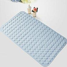 Rutschfeste Badematte/WC-Matten/Badvorleger/Kunststoffmatten-J 38x70cm(15x28inch)