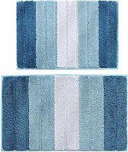 Rutschfeste Badematte Weich Mikrofaser Polyester