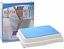 Rutschfeste Einstiegshilfe für Badewanne und