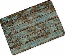 Rutschfeste Fußmatte Warehouse Holz horizontale