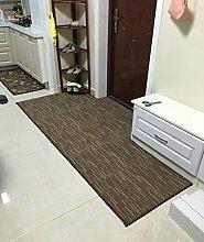Rutschfeste Küchenteppich/Fußmatte / Fußmatte